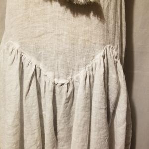 Johnny Was Swim - Carova johnny was oversized cover up dress.
